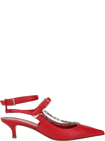 Valentino Garavani Ankle Strap Shoes
