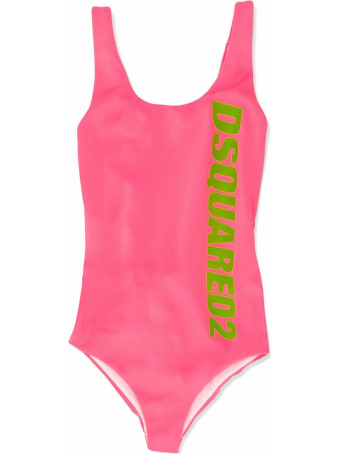Dsquared2 Pink Swimsuit