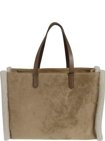 """Golden Goose """"golden"""" California Shopper Bag"""