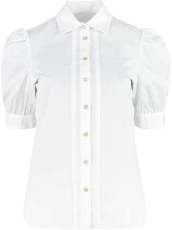 Barba Napoli Cotton Poplin Shirt