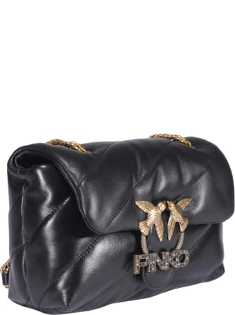 Pinko Love Mini Puffer Jewel Bag
