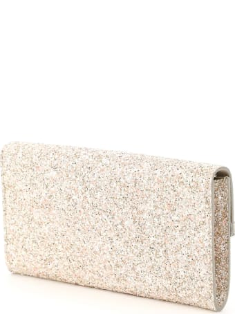 Jimmy Choo Emmie Clutch Painted Glitter