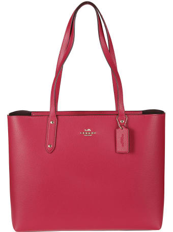 Coach Central Zipped Tote