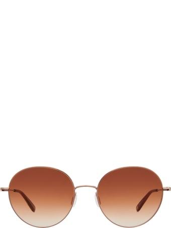 Garrett Leight Valencia Sun Rg-au/brntg Sunglasses