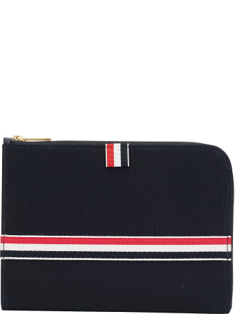 Thom Browne Small Gusset Pouch