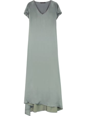 Fabiana Filippi Satin Dress