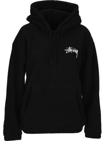 Stussy Embroidered Logo Hoodie