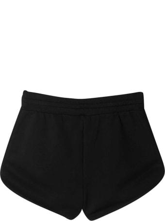 Givenchy Black Teen Shorts