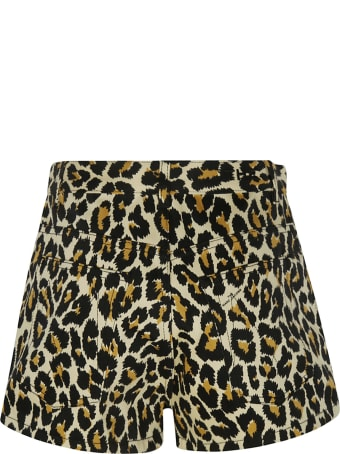 Marc Jacobs Printed Shorts