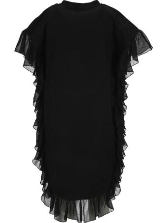 See by Chloé See By Chloe' Ruffled Drawstring-waist Dress