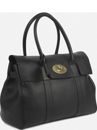 Mulberry Small Leather Bayswater Bag