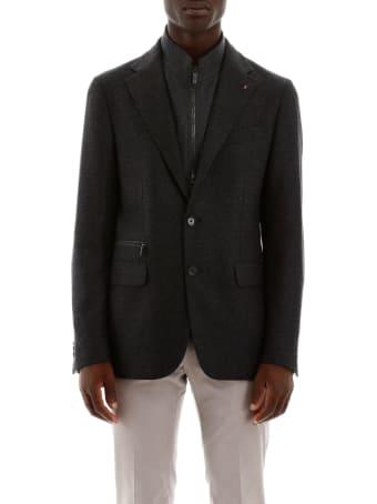 CC Collection Corneliani Blazer With Bib