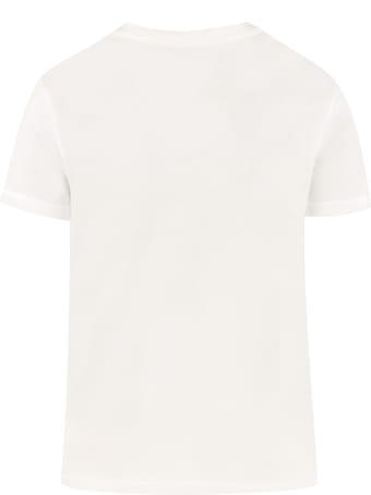 Celine Crew-neck Cotton T-shirt