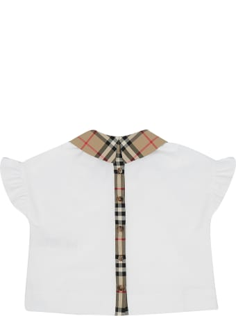 Burberry Shirt For Girl