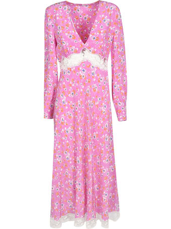 Miu Miu Floral Dress