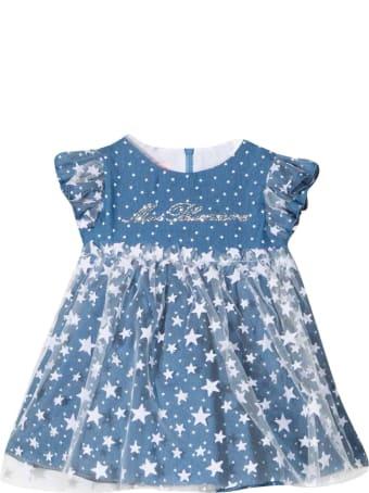 Miss Blumarine Star Dress