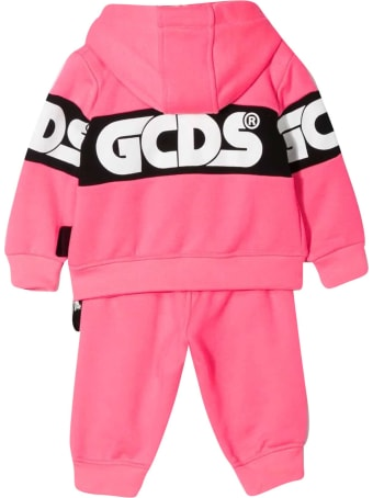 GCDS Mini Sports Suit With Press