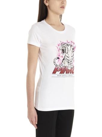 Pinko 'logo Tiger' T-shirt