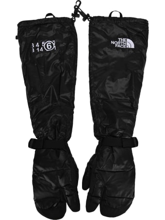 The North Face Mm6 X North Face X Tnf Tabi Expedition Mitt Gloves