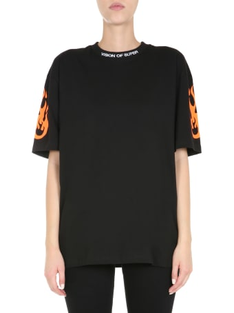 Vision of Super Fire T-shirt