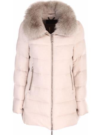 Moorer Dorado jacket padded