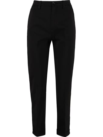 Department 5 Volt Stretch Cotton Trousers