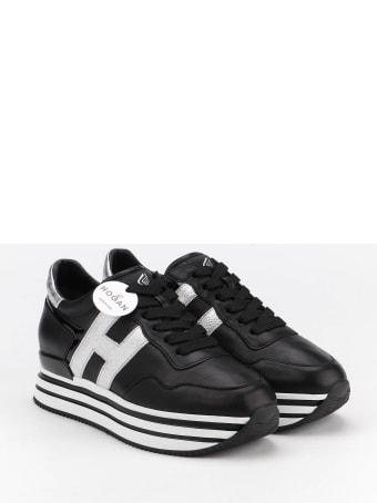 Hogan Midi Platform H483 Sneaker