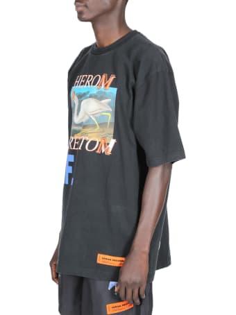 HERON PRESTON Ss T-shirt Heron A.f.