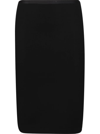 1017 ALYX 9SM Black Viscose-blend Skirt