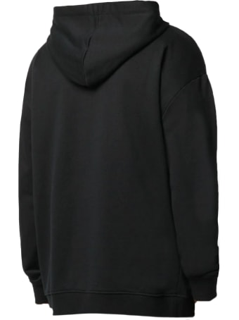N.21 Black Cotton Sweatshirt