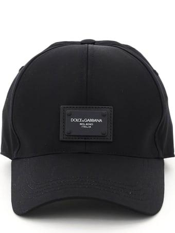 Dolce & Gabbana Baseball Cap Logo