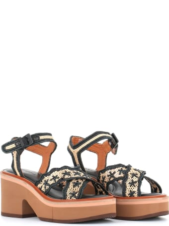 Clergerie Sandal Charlize