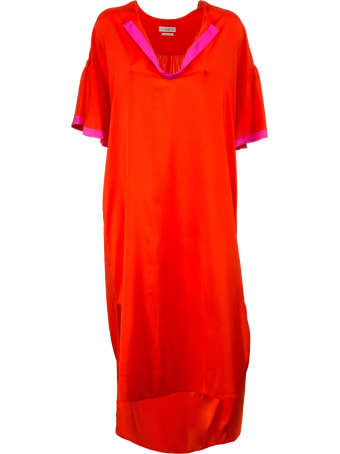 Ballantyne Orange Dress