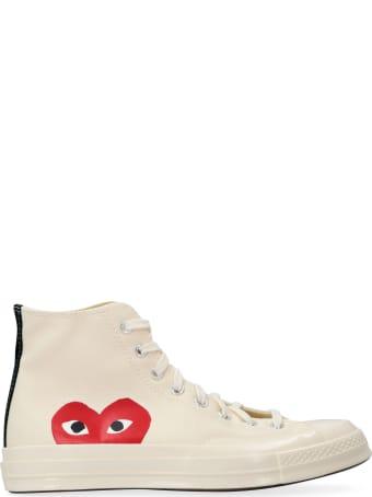 Comme des Garçons Play Chuck 70 High-top Sneakers