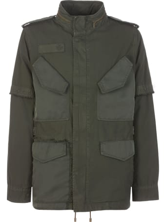 Mr & Mrs Italy Kjk0016 Field Jacket
