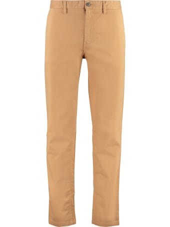 Hugo Boss Schino-taber Cotton Trousers