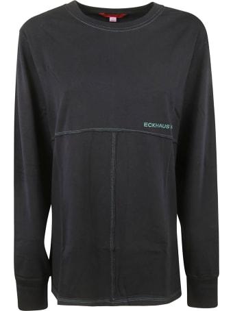 Eckhaus Latta Logo Sweatshirt