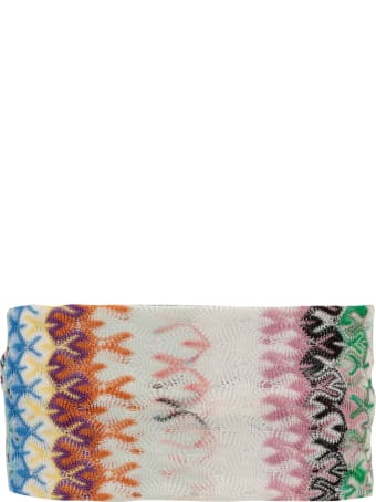Missoni Multicolor Hair Band