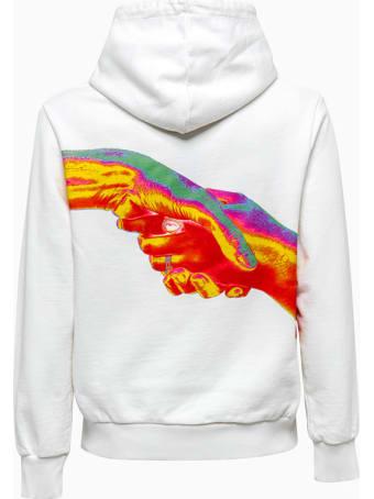 Filling Pieces Handshake Sweatshirt 82113631901