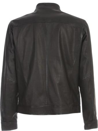 Barba Napoli Biker Jacket