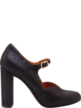 Chie Mihara 'gunis' Leather Pumps