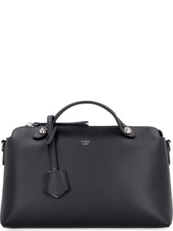 Fendi By The Way Leather Handbag