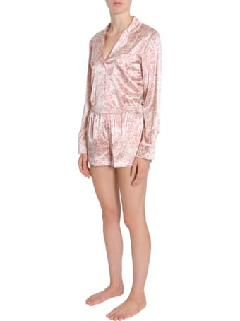 Stella McCartney Lingerie Poppy Snoozing Pajama