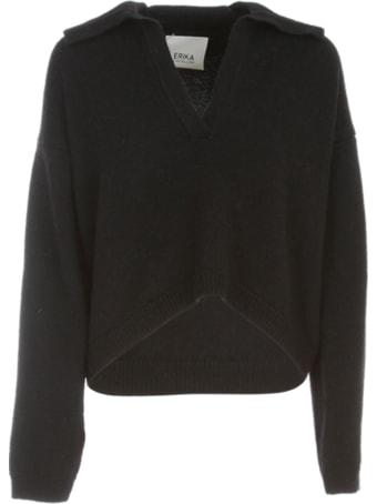Erika Cavallini Cecil V Neck Sweater