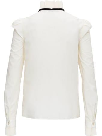 Philosophy di Lorenzo Serafini Shirt With Bow Detail