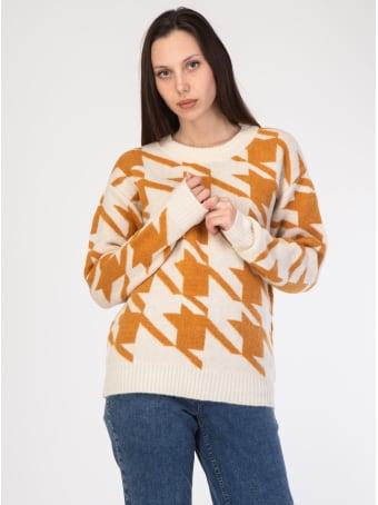 Ichi Ihgenner Ls Knit