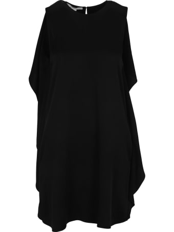 Stella McCartney Pleated Ruffles Short Dress
