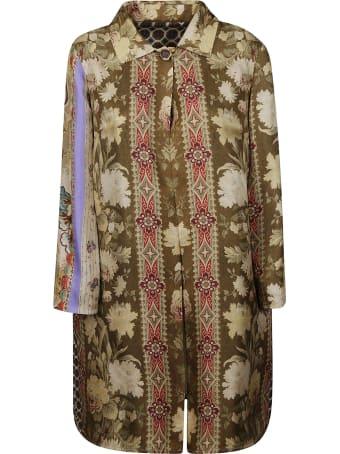 Pierre-Louis Mascia Pattern Printed Shirt Dress
