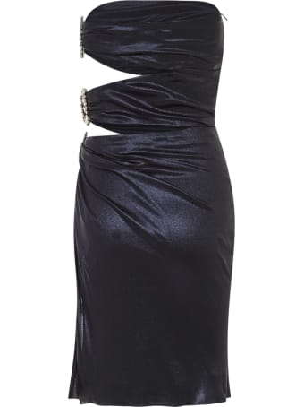 Azzaro Fantasme Mini Dress