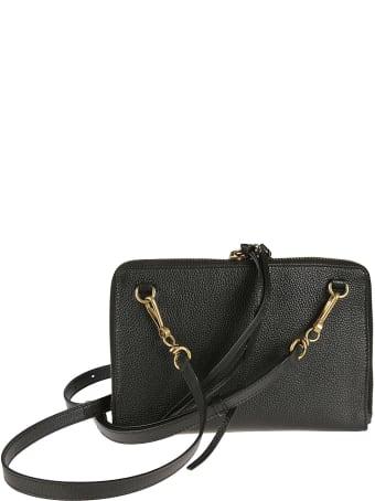 Balenciaga Two-way Zip Around Shoulder Bag